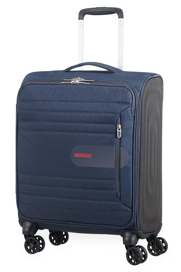 American Tourister Kabinový cestovní kufr Sonicsurfer Spinner 46G 40 l - modrá