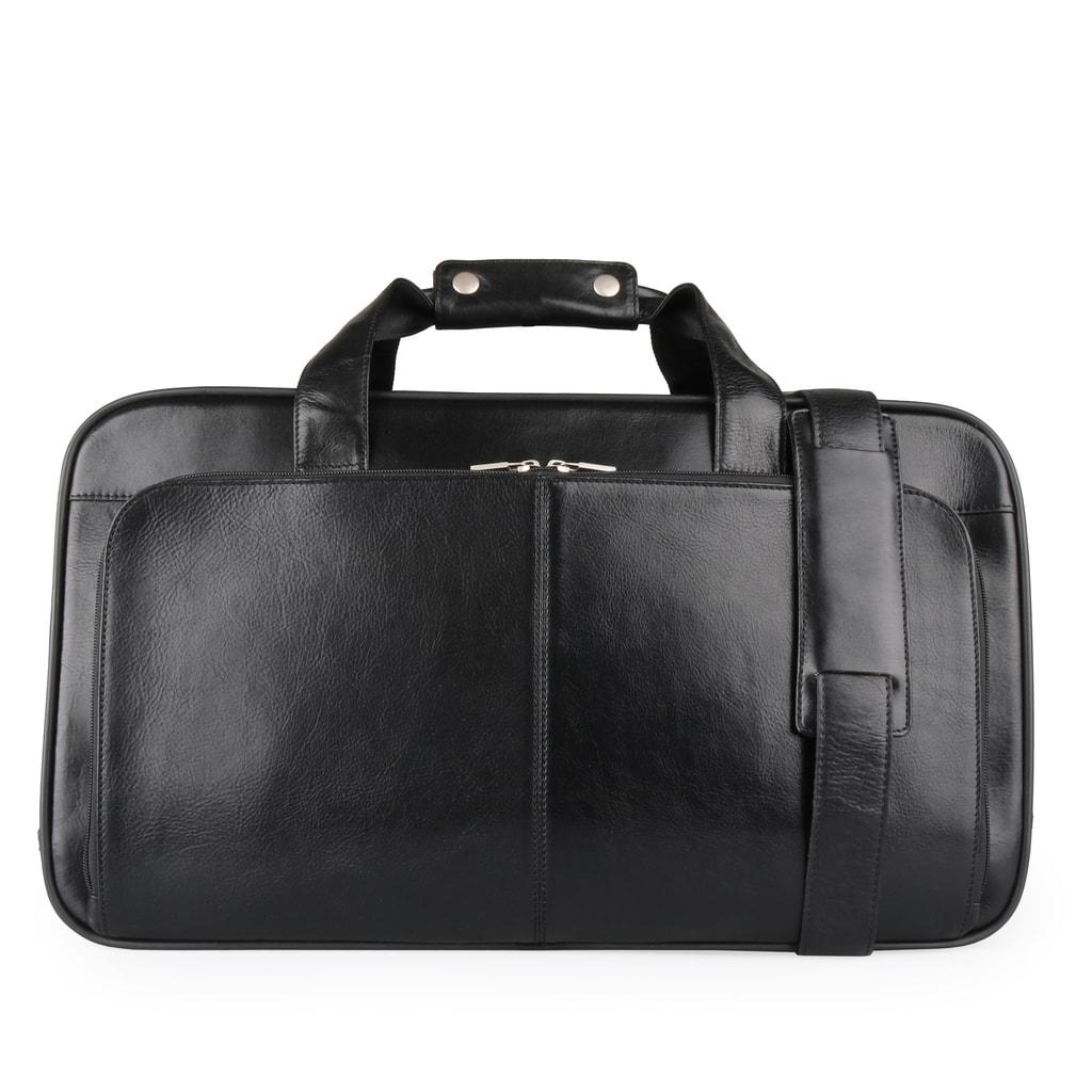Luxusní kožená cestovní taška od české značky Sněžka Náchod. Elegantní  doplněk pro stylové cestování. 978e2e9bed