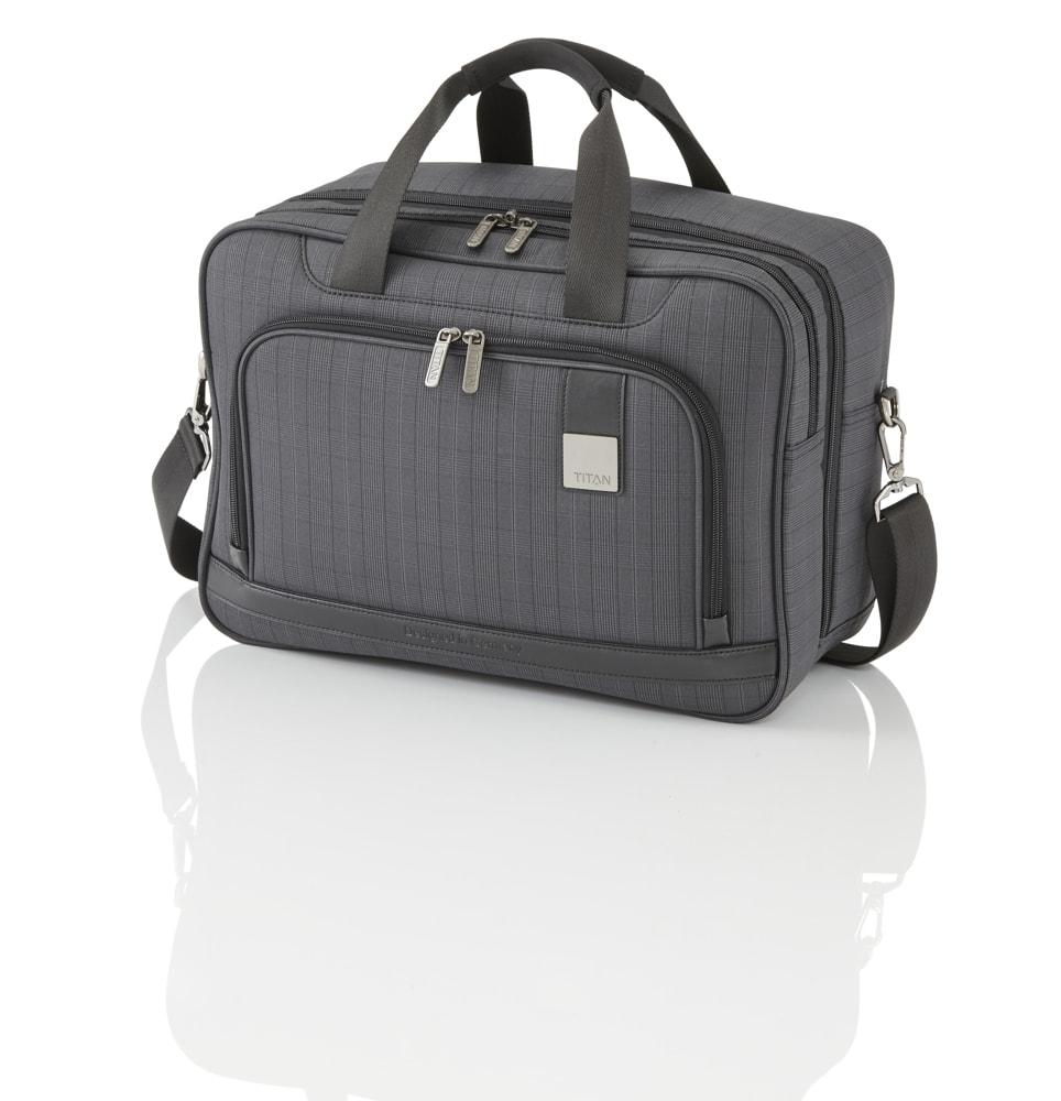 Titan Palubní taška CEO Board bag Glencheck