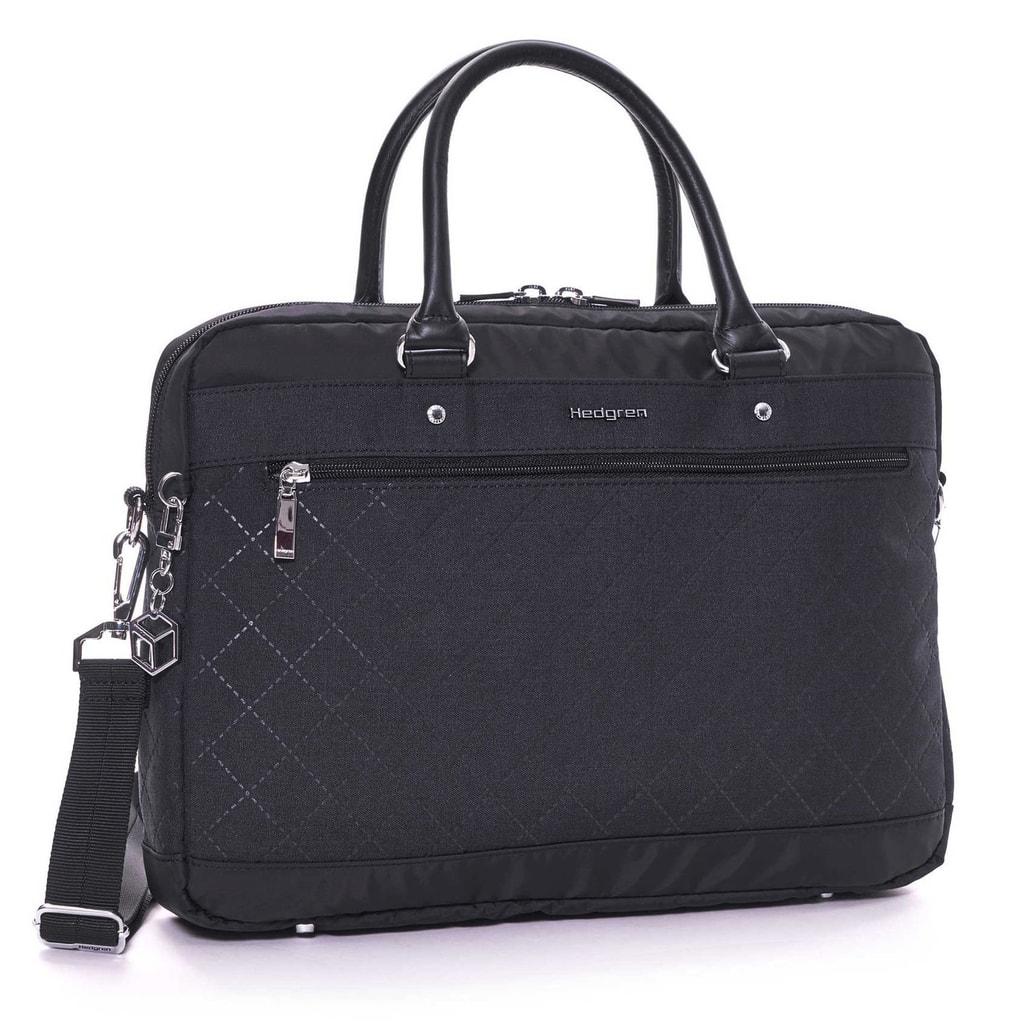 """Hedgren Dámská taška na notebook Opal M 13"""" - černá P36643"""