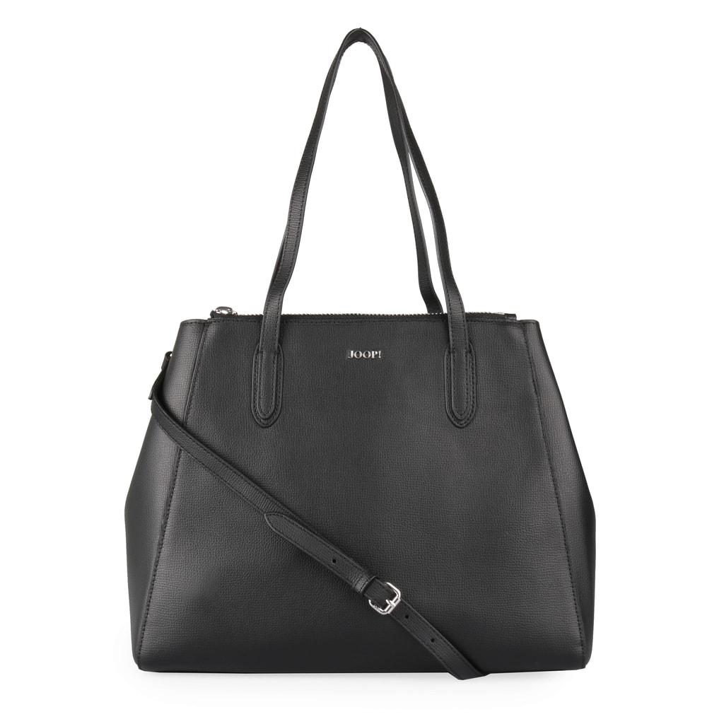 JOOP! Dámská kožená kabelka přes rameno Granella Diana 4140004365 - černá