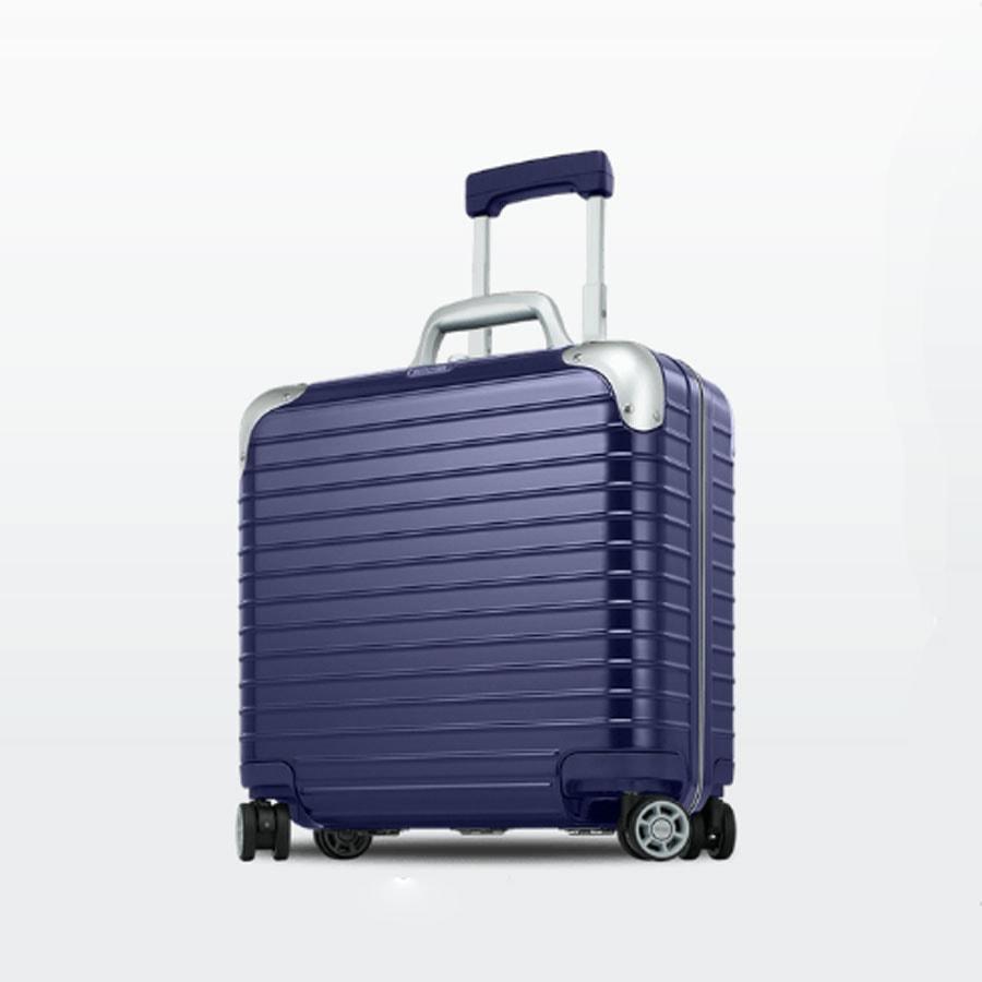 Rimowa Business kufr Limbo 27 l, E-Tag modrá