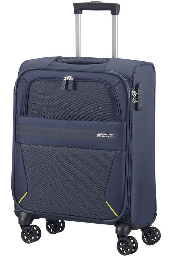American Tourister Kabinový cestovní kufr Summer Voyager Spinner 29G 36 l - tmavě modrá