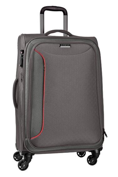 March Kabinový cestovní kufr Delta 38 l - šedá