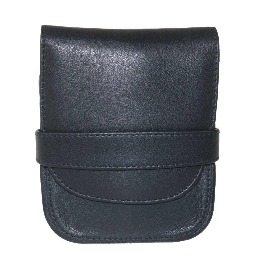 Solingen Pánská kožená sada na manikúru 1162-86, černá