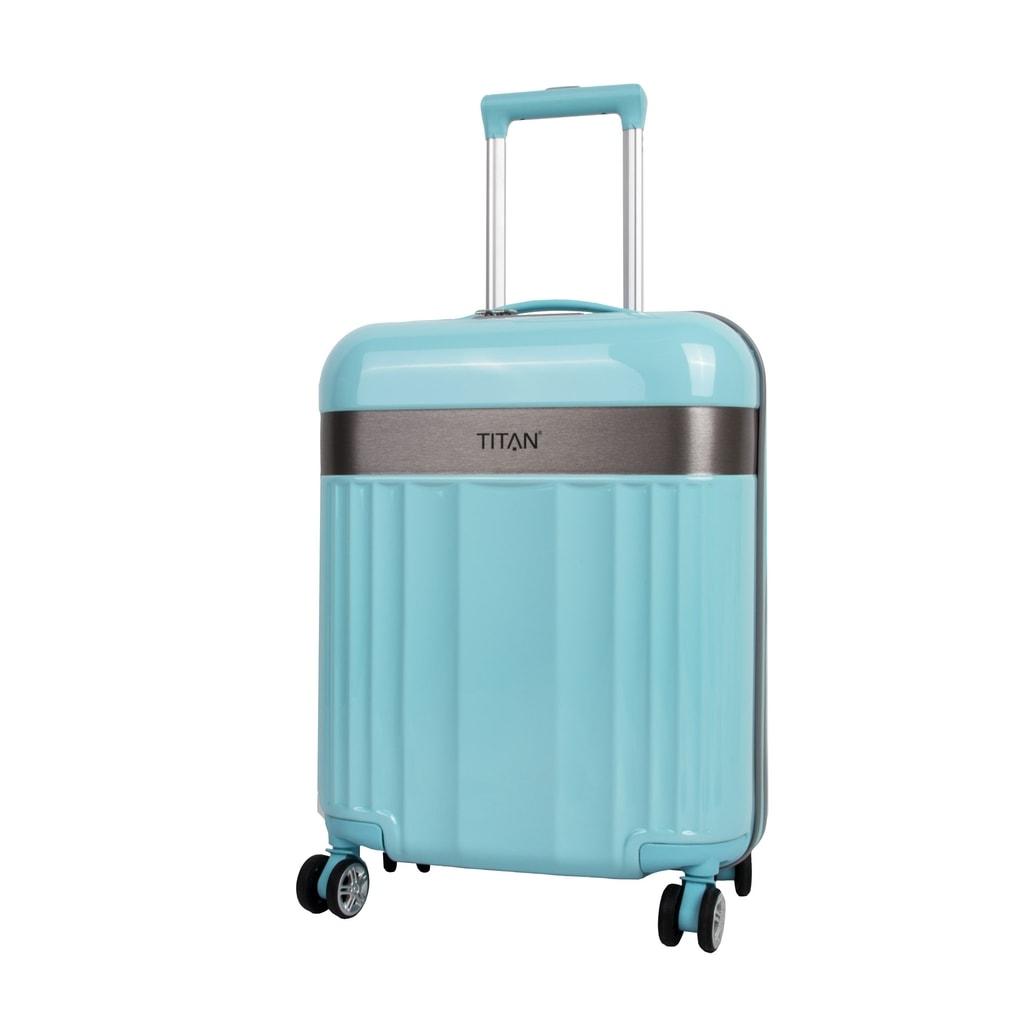 Titan Kabinový cestovní kufr Sportlight Flash 37 l P38347 modrá