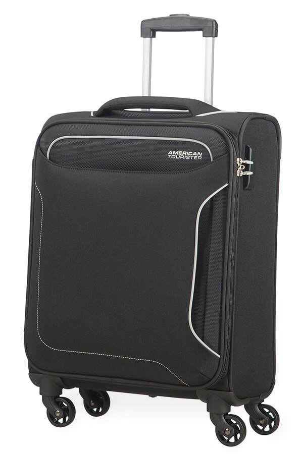 American Tourister Kabinový cestovní kufr Holiday Heat Spinner 50G 38 l - černá