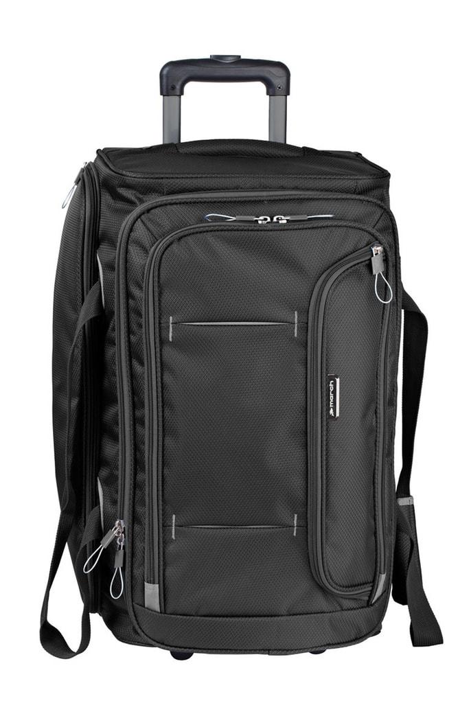 March Cestovní taška Gogobag 73 l - černá