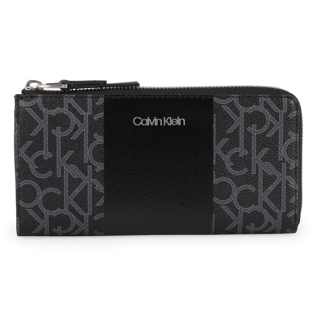 Calvin Klein Dámská peněženka Mono Block Large K60K604693 - černá