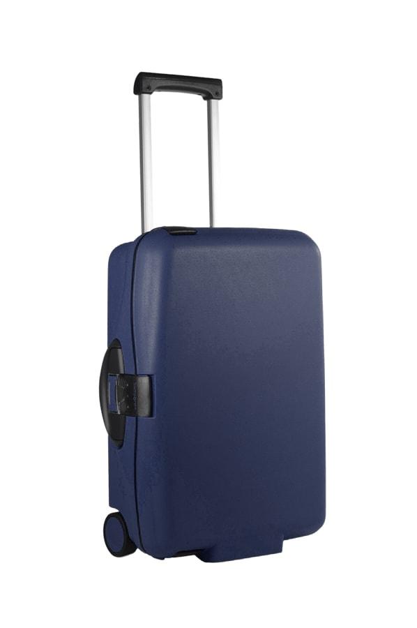Samsonite Kabinový kufr Cabin Collection Upright 55 V85-001 - tmavě modrá