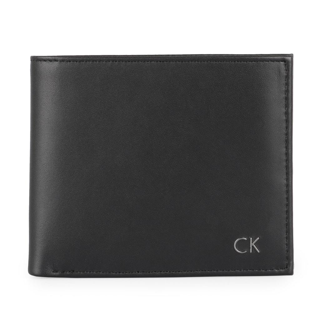 Elegantná pánska kožená peňaženka Calvin Klein v nestarnúcim prevedení vás  prekvapí svojou priestrannosťou. c3072e07dac