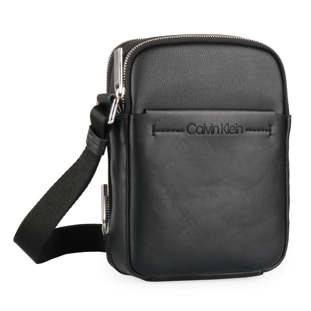 Calvin Klein Pánská taška přes rameno Flex 2 Gusset iPad Mini K50K504394 -  černá e5dd45a99e3