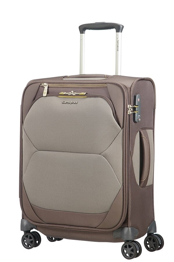 Samsonite Kabinový cestovní kufr Dynamore Spinner 36,5 l - taupe