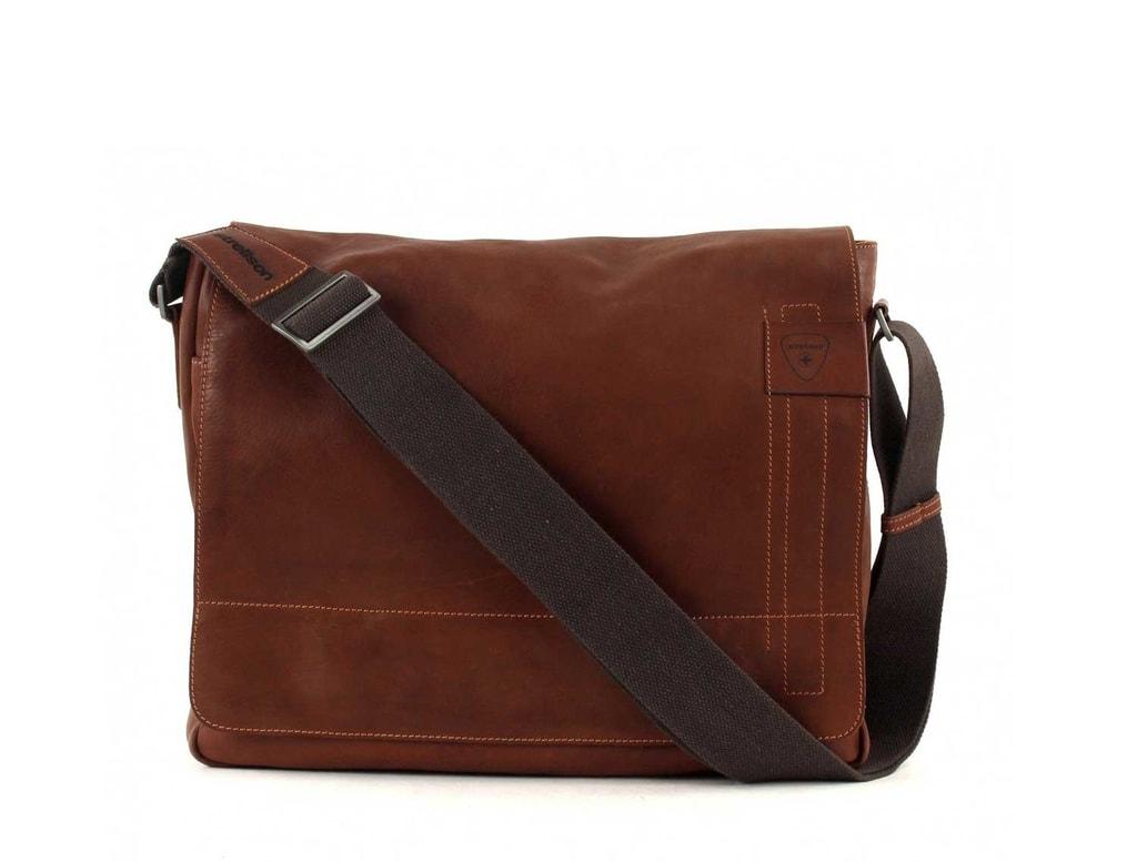 Strellson Pánská taška přes rameno 1924 - hnědá