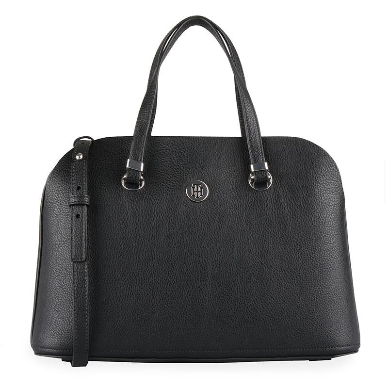Tommy Hilfiger Dámská kabelka do ruky TH Core AW0AW06444 - černá 7958e360cf4