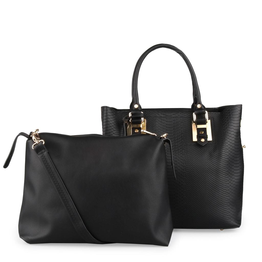 Bessie London Dámská kabelka přes rameno BW2739 - černá