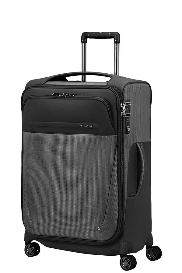 Samsonite Cestovní kufr B-Lite Icon 55/62 l - černá