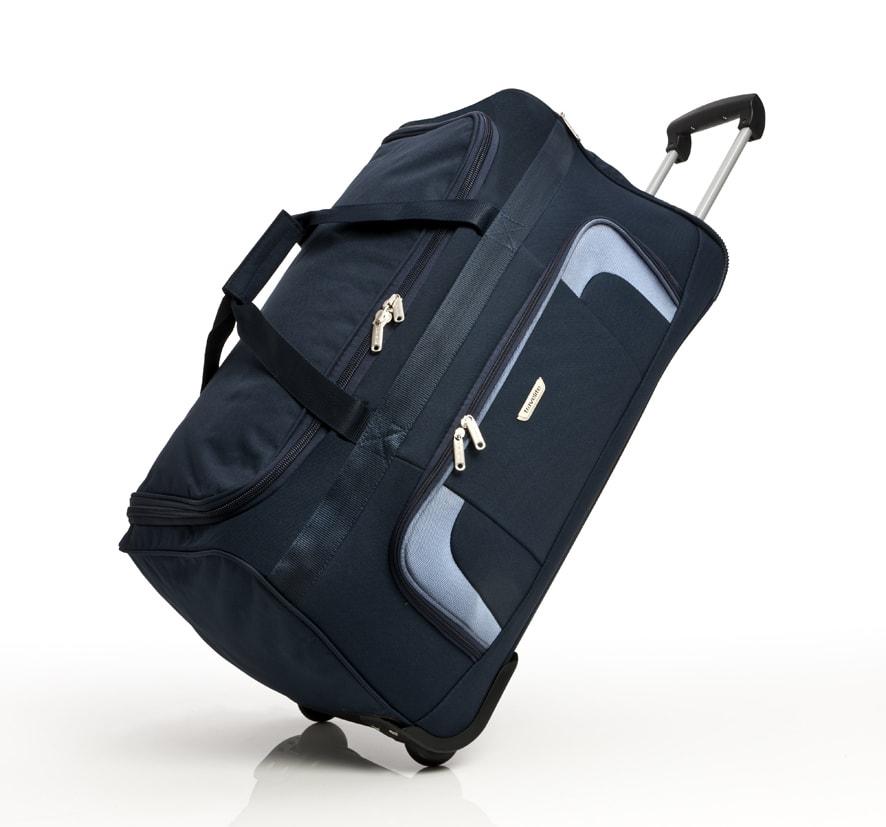 Travelite Cestovní taška na kolečkách Orlando Travel Bag 2w Navy P36794