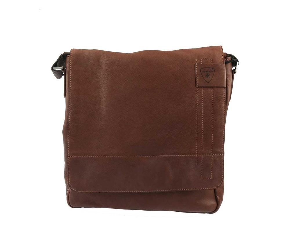 Strellson Pánská taška přes rameno 1925 - hnědá