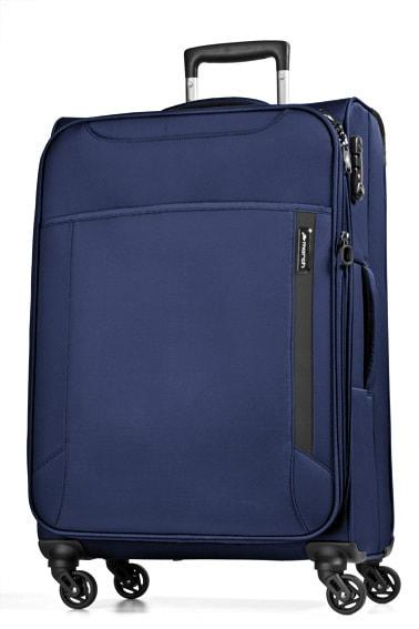 March Velký cestovní kufr Cloud 104 l - tmavě modrá