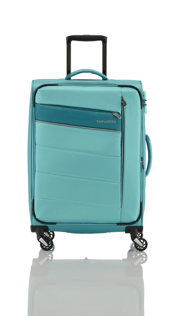 Travelite Kabinový kufr Kite 4w S 89947-25 36 l