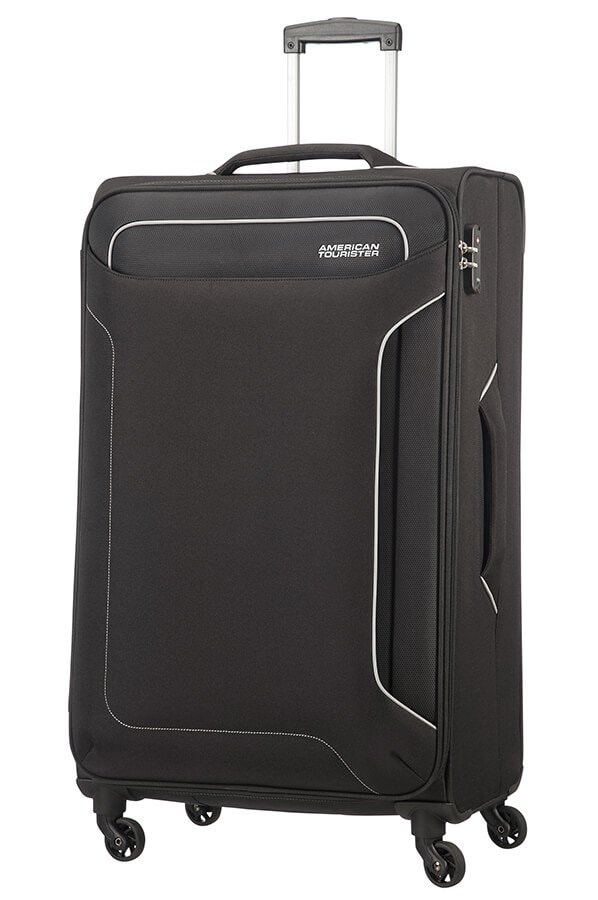 American Tourister Cestovní kufr Holiday Heat Spinner 50G 108 l - černá