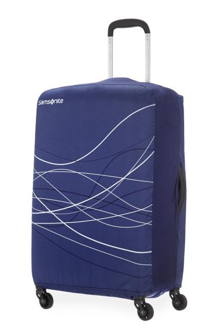 Samsonite Ochranný obal na kufr U23-211 vel. M, modrý