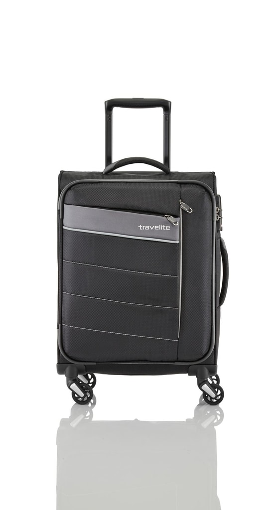 Travelite Travelite Kite 4w L Black