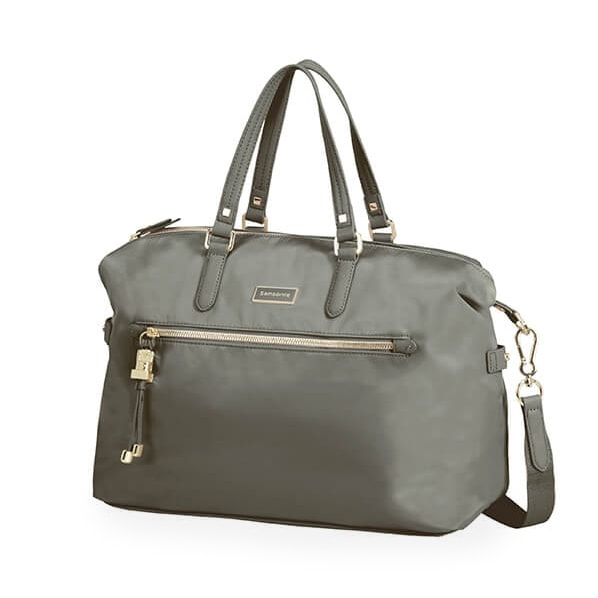 Samsonite Cestovní taška Karissa Duffle 34N - zelená 5803074a97