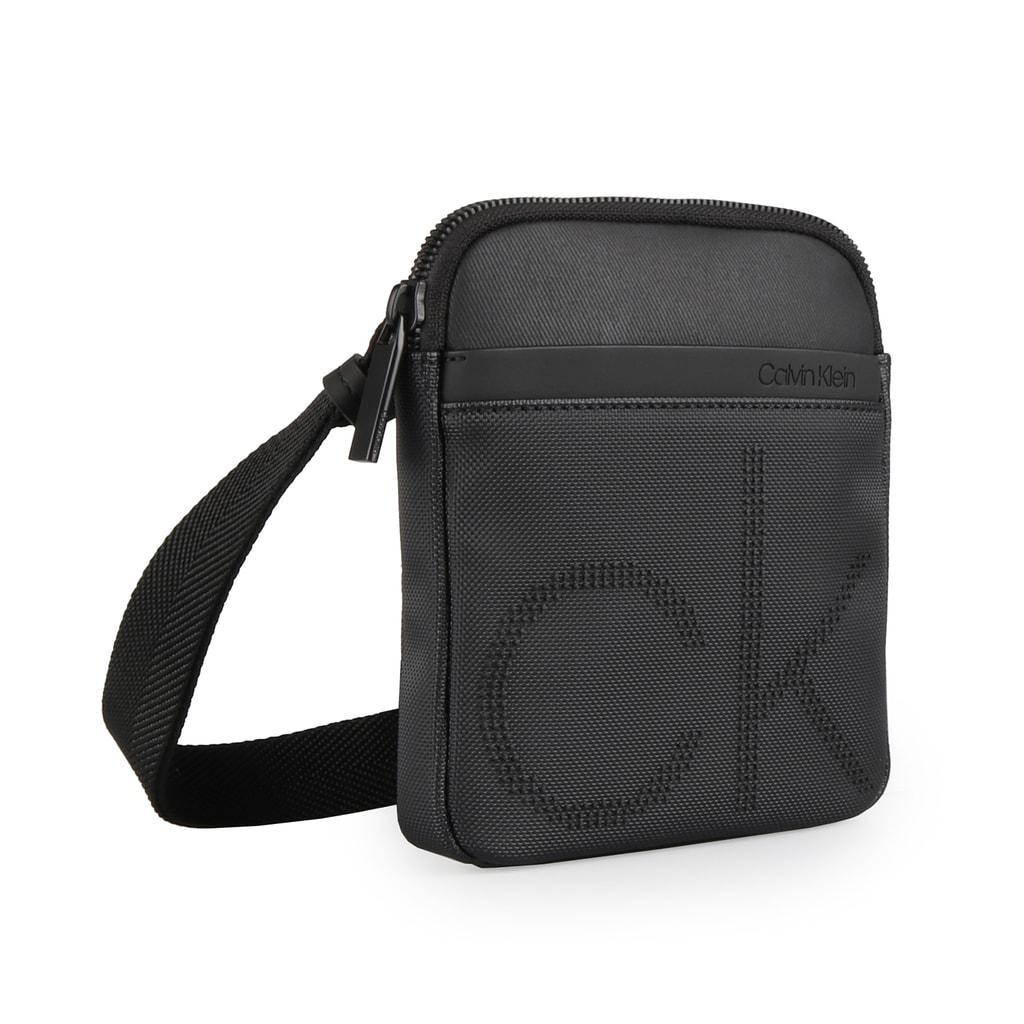 Calvin Klein Pánský messenger CK Point Mini K50K503875 - černá