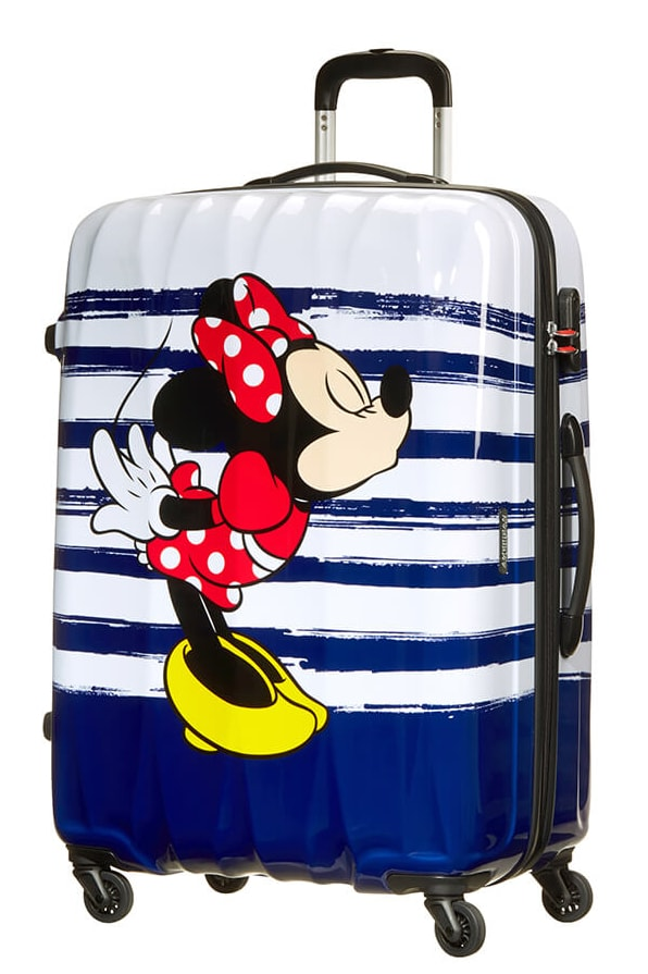 American Tourister Cestovní kufr Disney Legends Spinner 19C 88 l - Minnie Kiss