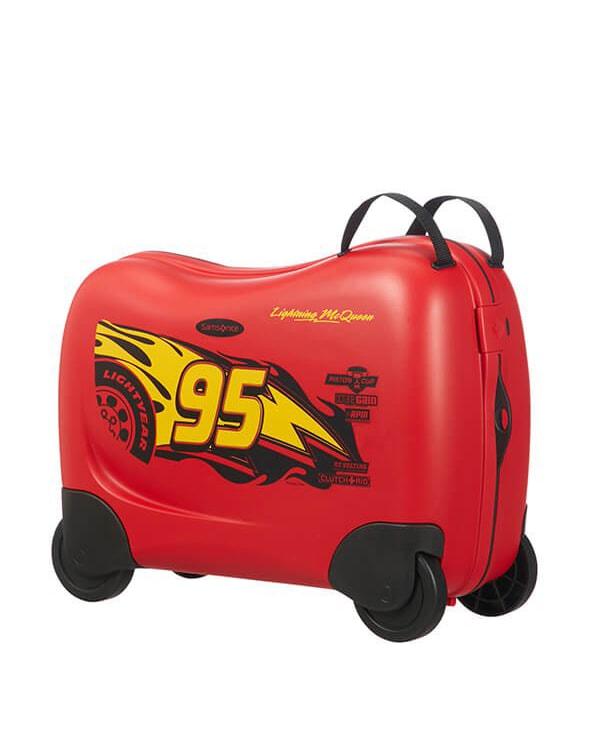 Samsonite Kabinový cestovní kufr Dream Rider 43C 25 l - Cars 3 Wheels