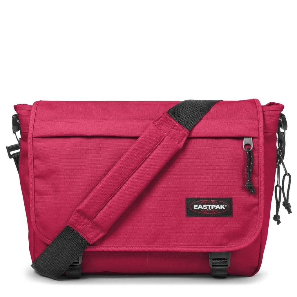 EASTPAK Dámská taška na notebook Delegate One Hint Pink EK07622M