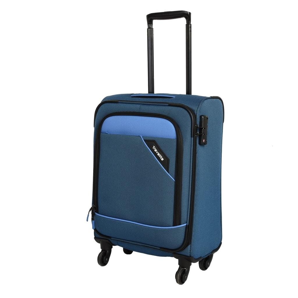 Travelite Travelite Derby 4w S Blue