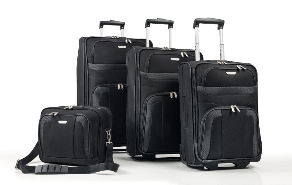 Travelite Cestovní sada kufrů S,M,L + cestovní brašna Orlando 98480-01