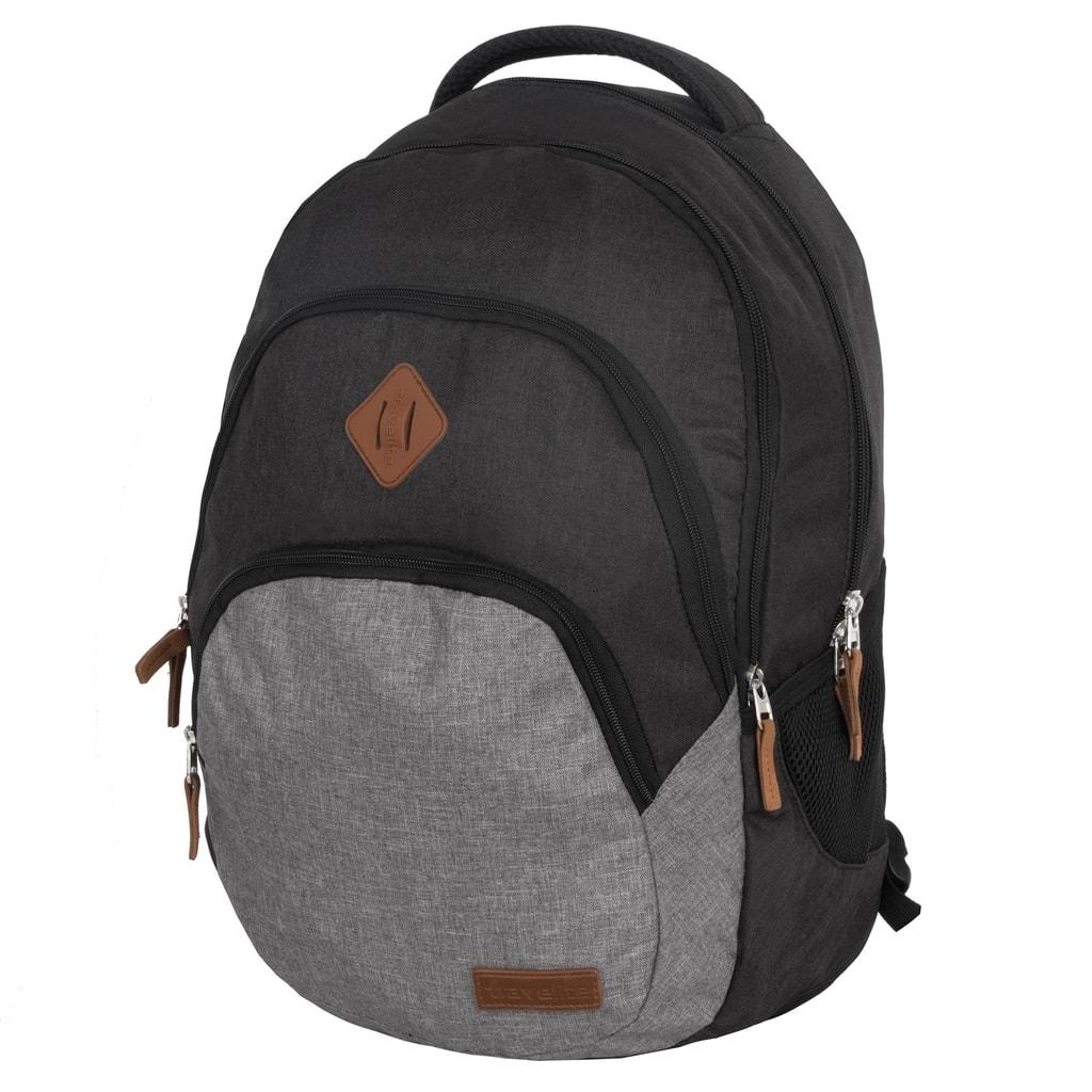 Travelite Batoh Neopak Backpack Anthracite/grey 22 l