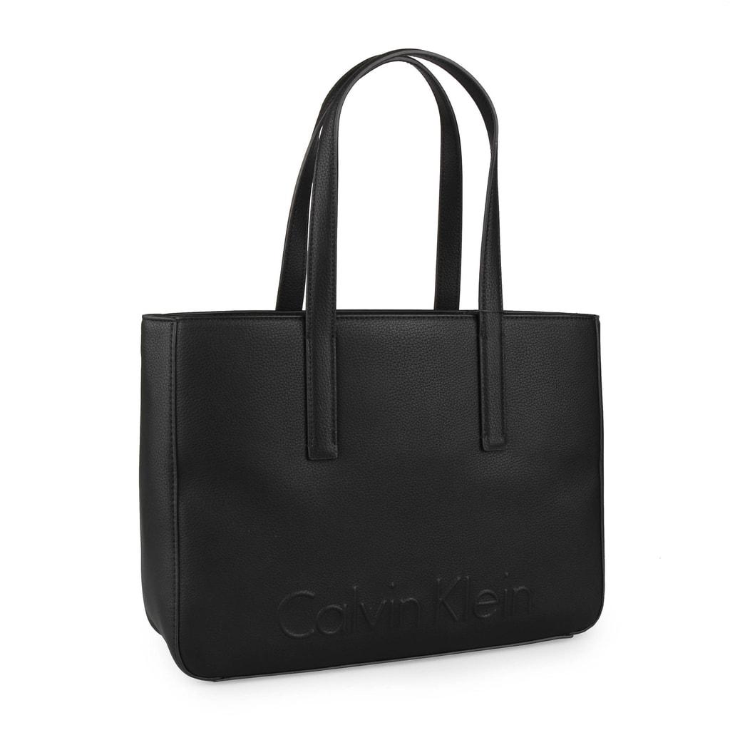 Calvin Klein Dámská kabelka edge medium k60k603986 - černá