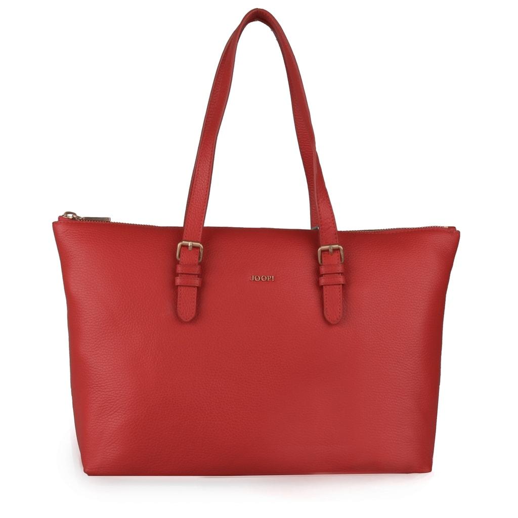 Dámská kožená kabelka přes rameno Marla 4140004139 - korálová c84744f93a3