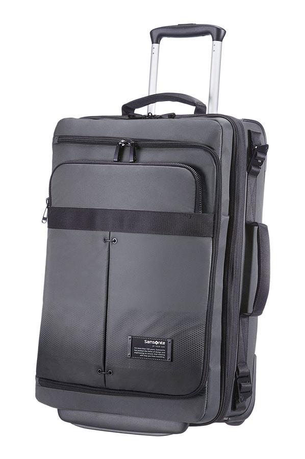 Samsonite Kabinový kufr CityVibe 38,5/43 l - šedá