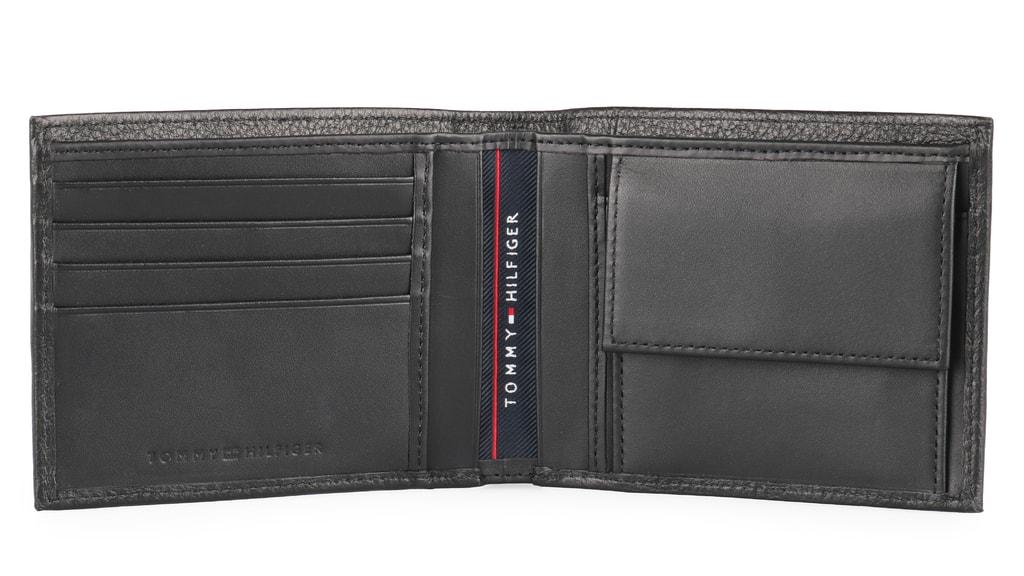Pánska kožená peňaženka Core CC   Coin AM0AM02397 - Tommy Hilfiger ... 27ce1205d47