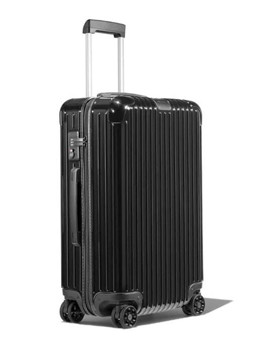 Rimowa Cestovní kufr Essential Check-In M 60 l - lesklá černá