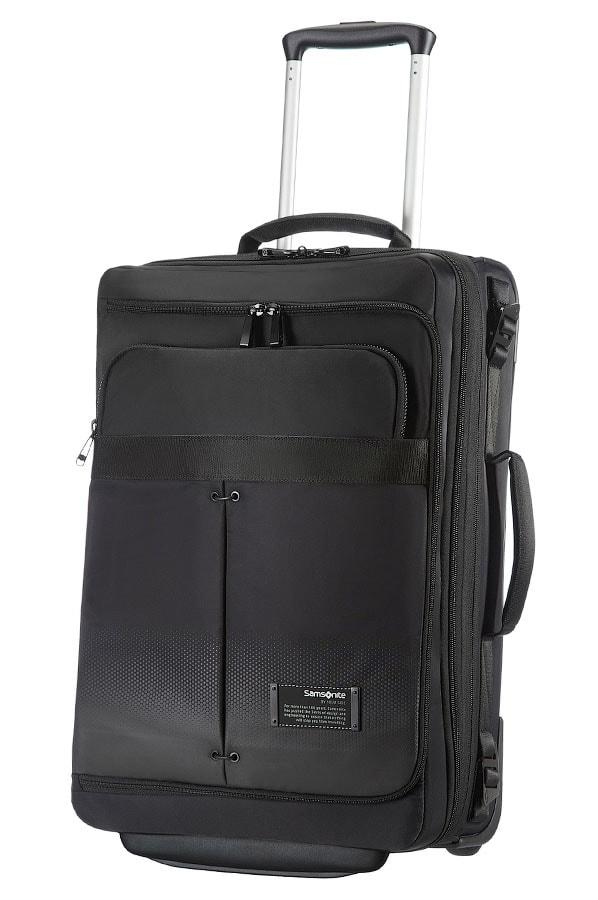 Samsonite Kabinový kufr CityVibe 38,5/43 l - černá 42V-013-09-sam