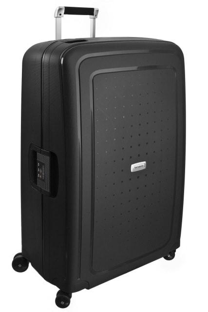 Samsonite Cestovní kufr S'Cure DLX Spinner U44 138 l - tmavě šedá