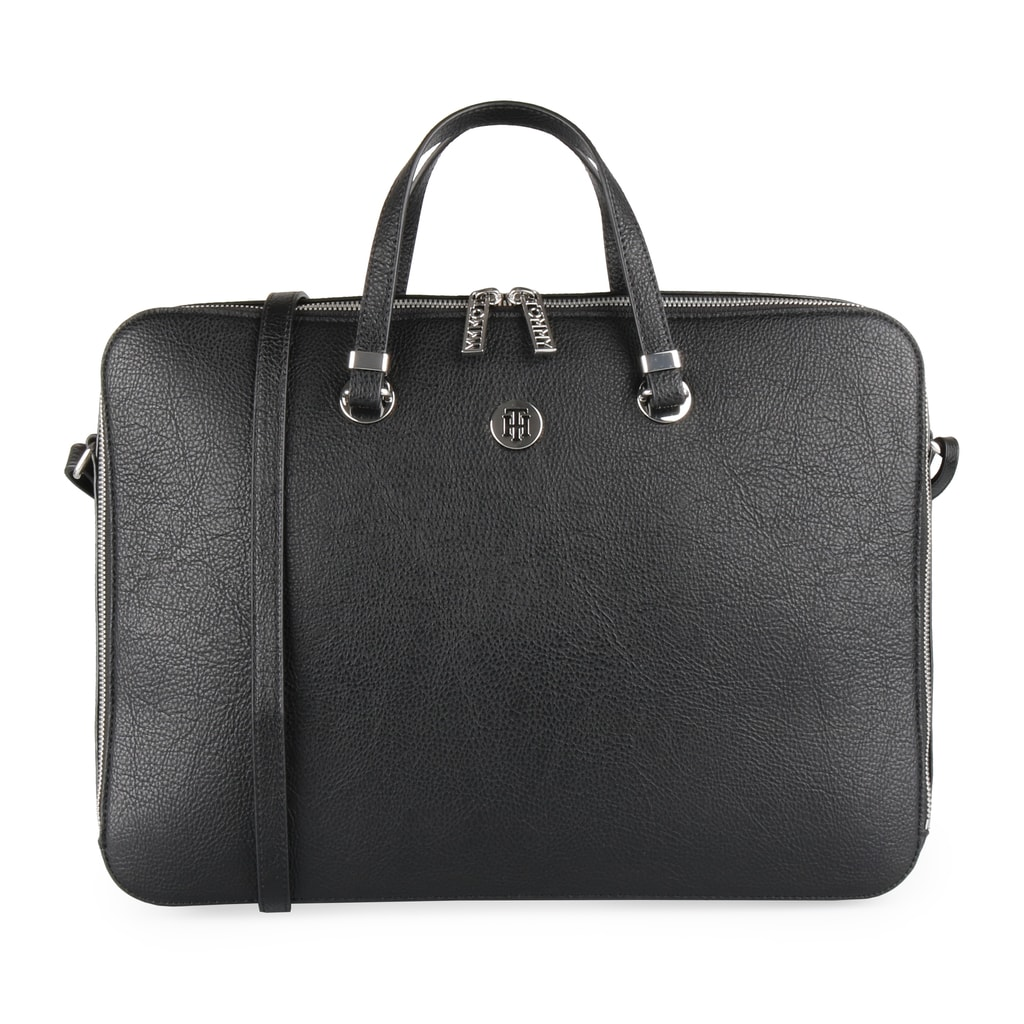 Elegantní dámská taška na notebook od značky Tommy Hilfiger skvěle doplní  váš business outfit. e430bcd6d5e