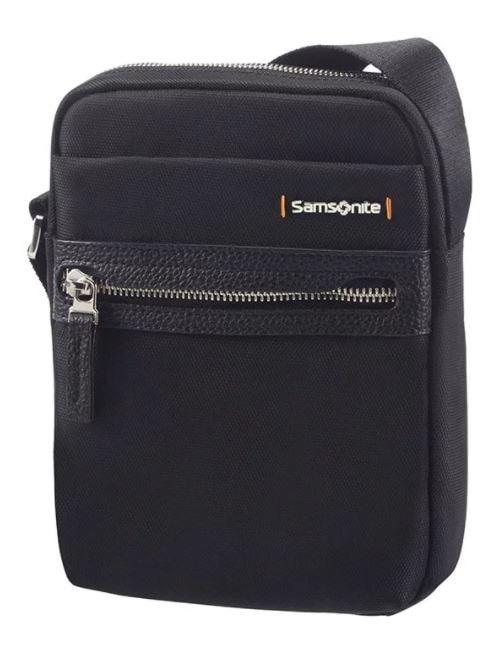 Samsonite Pánská taška přes rameno HIP-CLASS 79D-001, černá