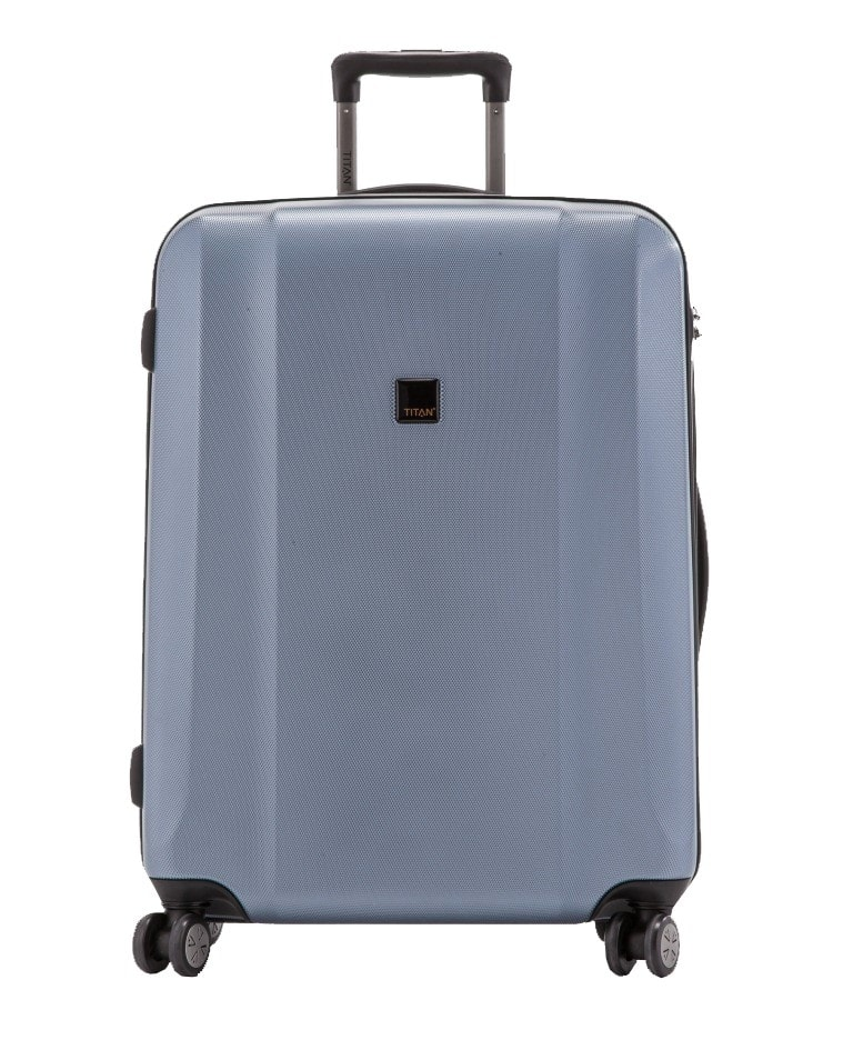 Titan Cestovní kufr Xenon M Blue Stone 80 l