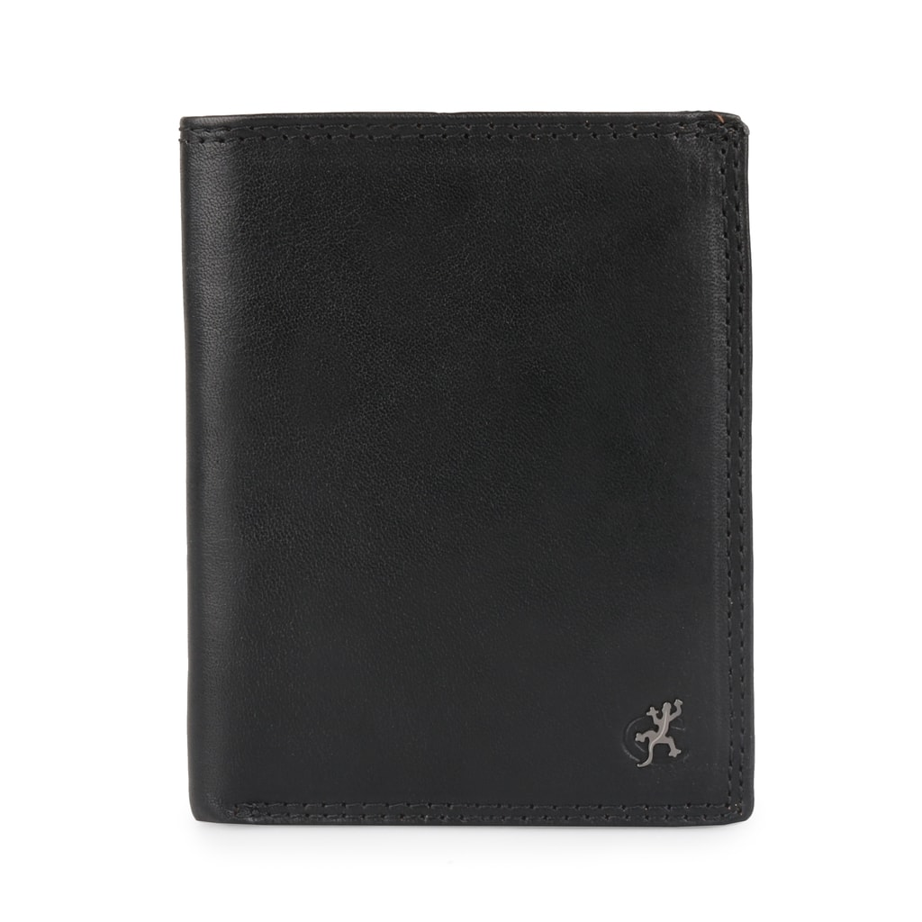 Cosset Pánská kožená peněženka 4472 - černá