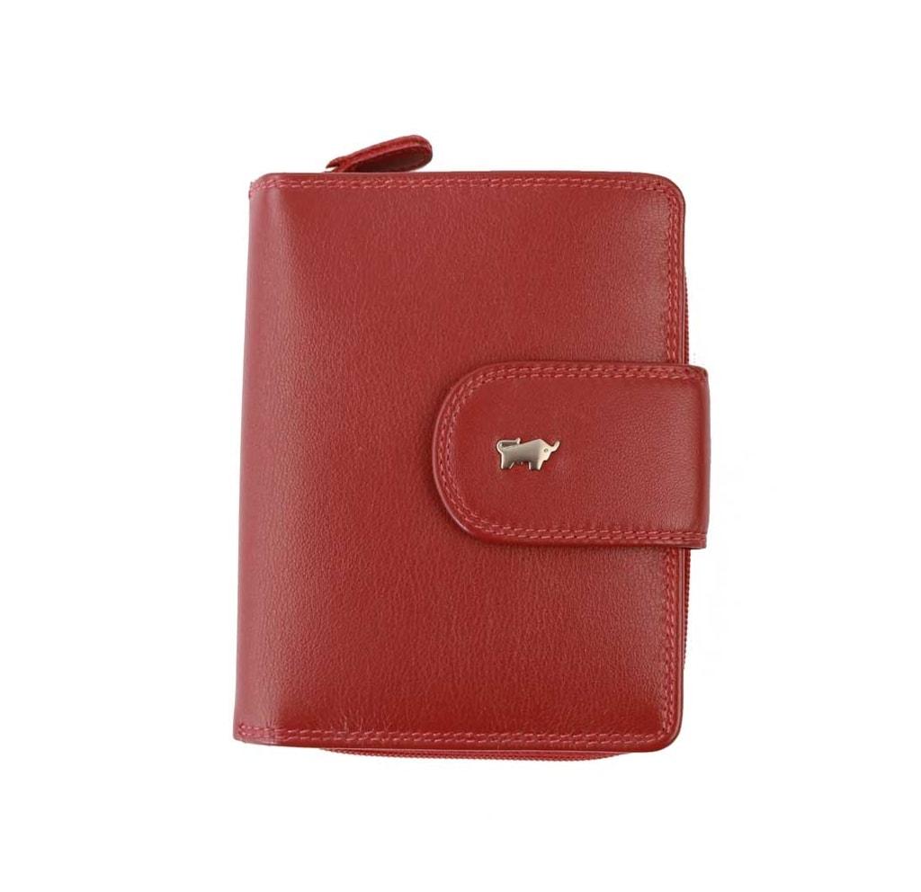 Braun Büffel Dámská peněženka braun büffel 92450 - červená