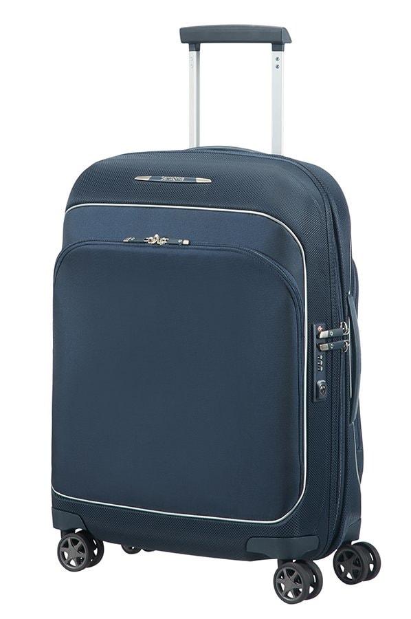 Samsonite Kabinový cestovní kufr Fuze 35 l - tmavě modrá