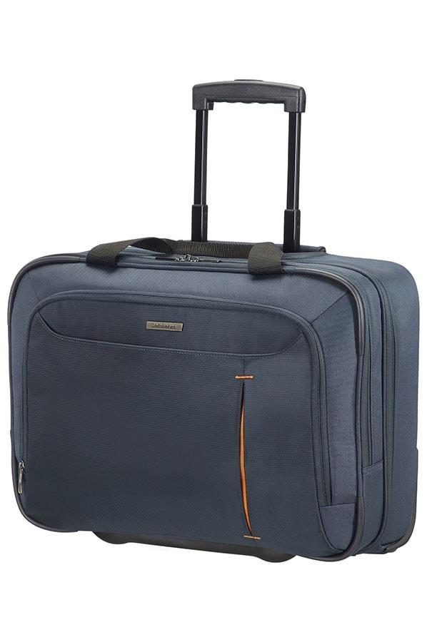 Samsonite Kabinový kufr Guardit Rolling Tote 17,3' - šedá